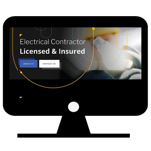 Website for Electrician